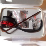 emax rs2205 2300kv 2600kv motor parts includes unboxing