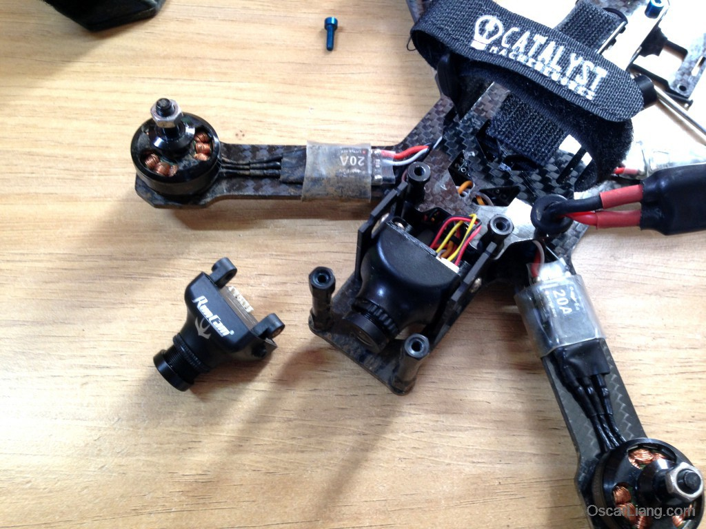 runcam swift fpv camera hs1177 testing performance on mini quad