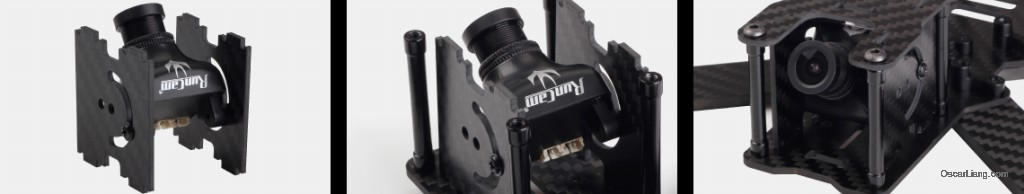 runcam swift fpv camera mounting solution 1