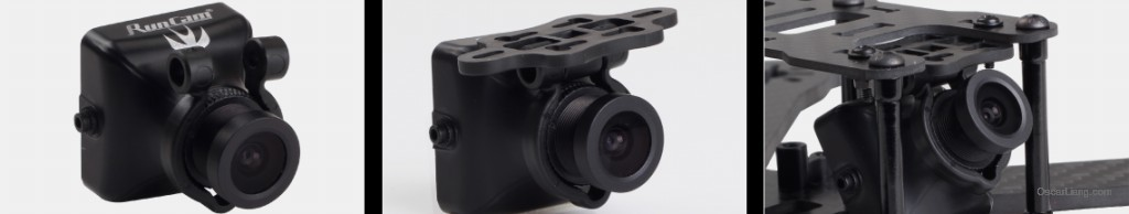 runcam swift fpv camera mounting solution 2