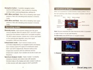 Quanum FPV Diversity Receiver manual 2