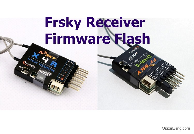 frsky receiver firmware flash upgrade update flash frsky receiver firmware r xsr, xsr, x4r, xm , d4r oscar FrSky X4R Beta To at bayanpartner.co