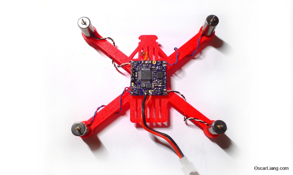 micro quad mounting fc motors on oskie frame