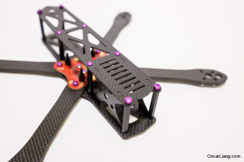 Alien 6 Mini Quad Frame 03