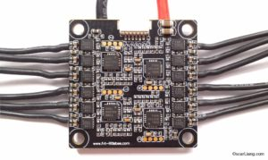 FVT littllebee pro 20a x 4 4 in 1 ESC BLHeli top