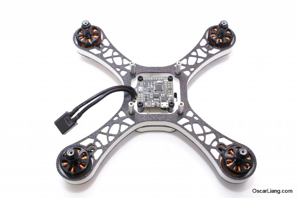 RaGG-e WBX 5 Mini Quad build fc