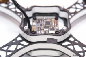 RaGG-e WBX 5 Mini Quad build fc layer