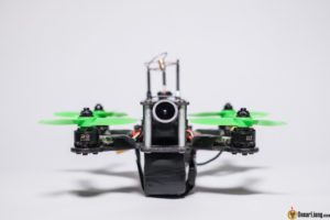 hibernagen menel X 3 inch mini quad frame build with battery