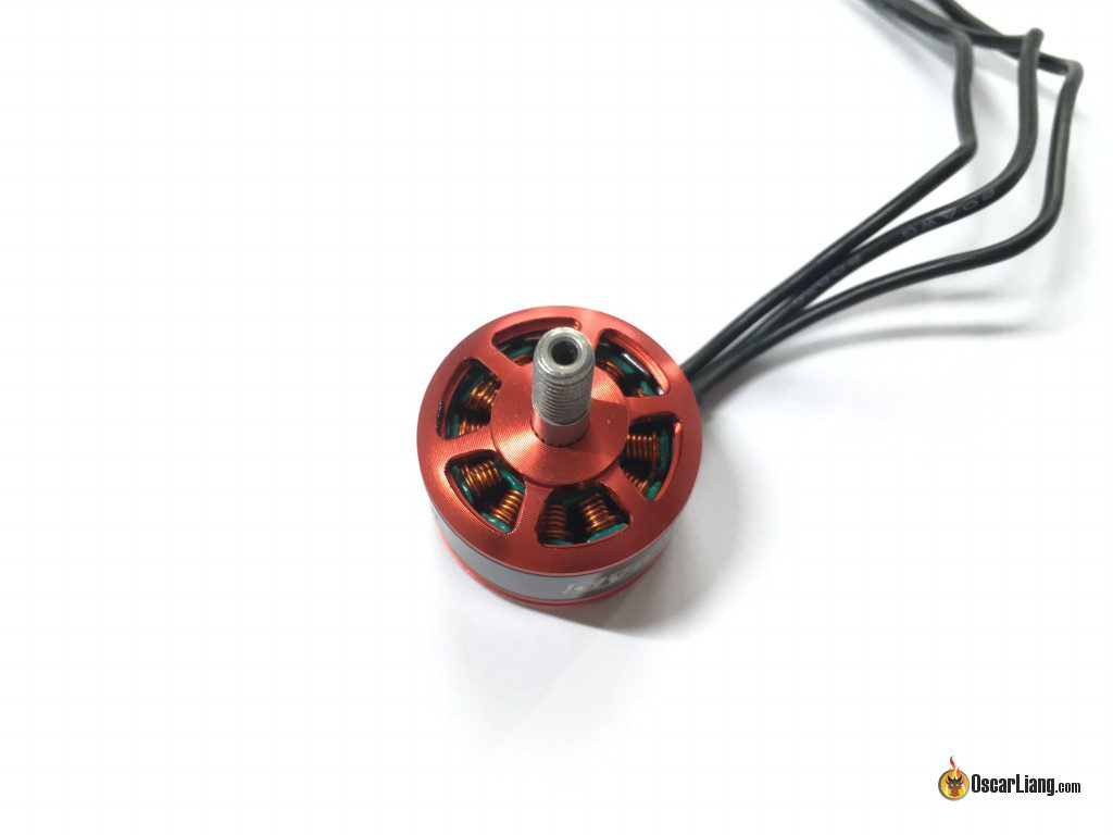 DYS SE2008 2550KV Motorstop hollow shaft
