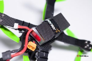 QAV-X Mini Quad Frame build bottom