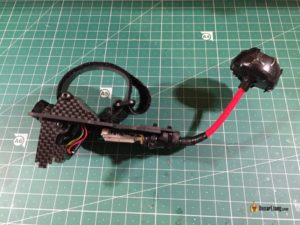 QAV-X Mini Quad Frame build mount vtx antenna
