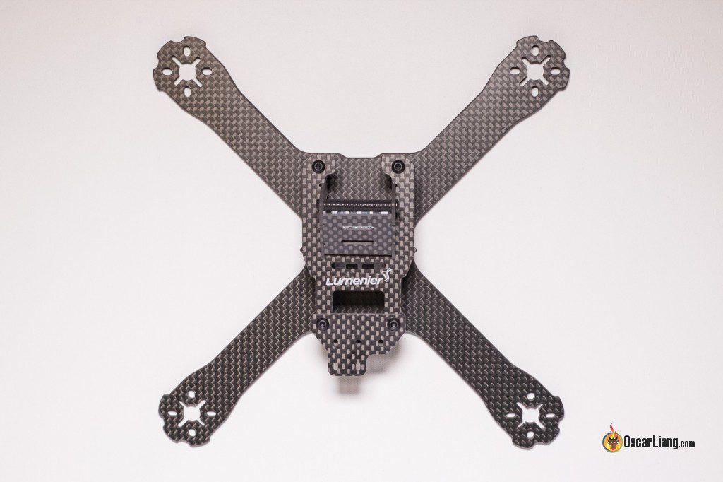 QAV-X Mini Quad Frame top