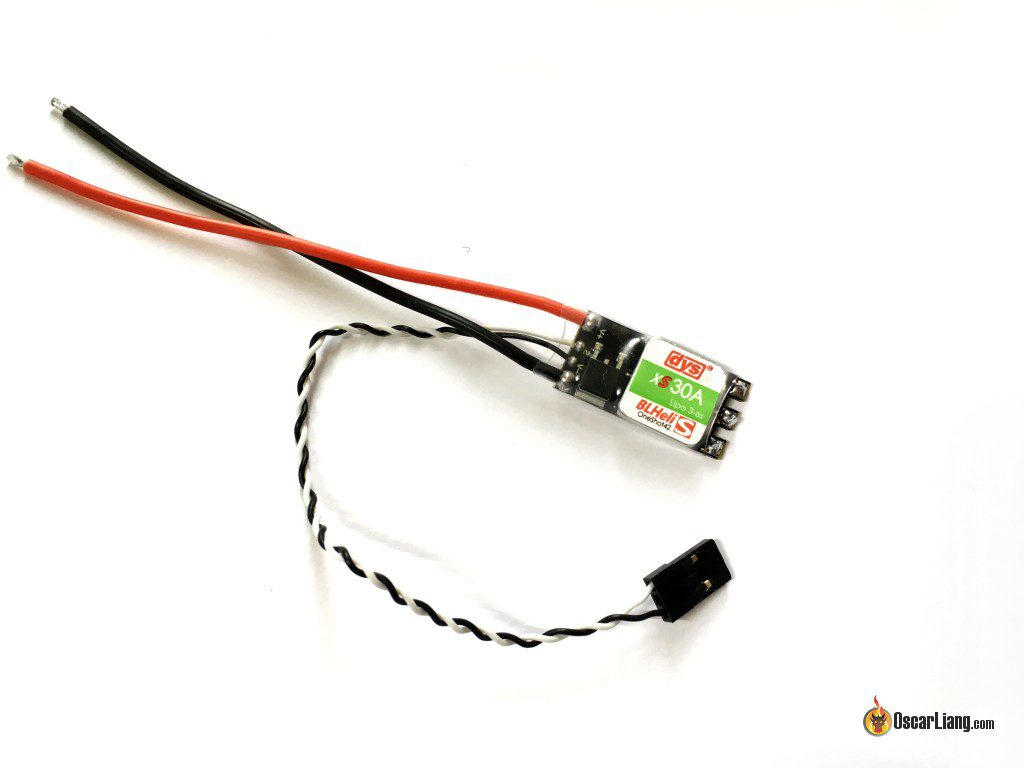 dys xs30a esc wires cables
