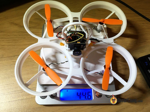 whoopee-tiny-whoop-inductrix-8.5mm-brushed-micro-quad-frame-build weight