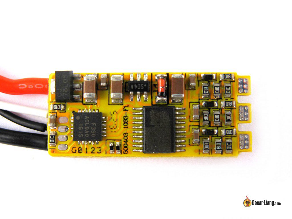 flycolor-raptor-30a-f390-esc-top-pcb