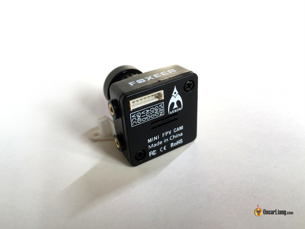 foxeer-arrow-fpv-camera-hs1190-back-connector