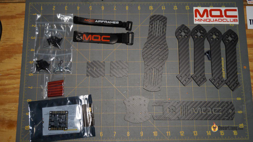 mqc-fusion-mini-quad-frame-parts