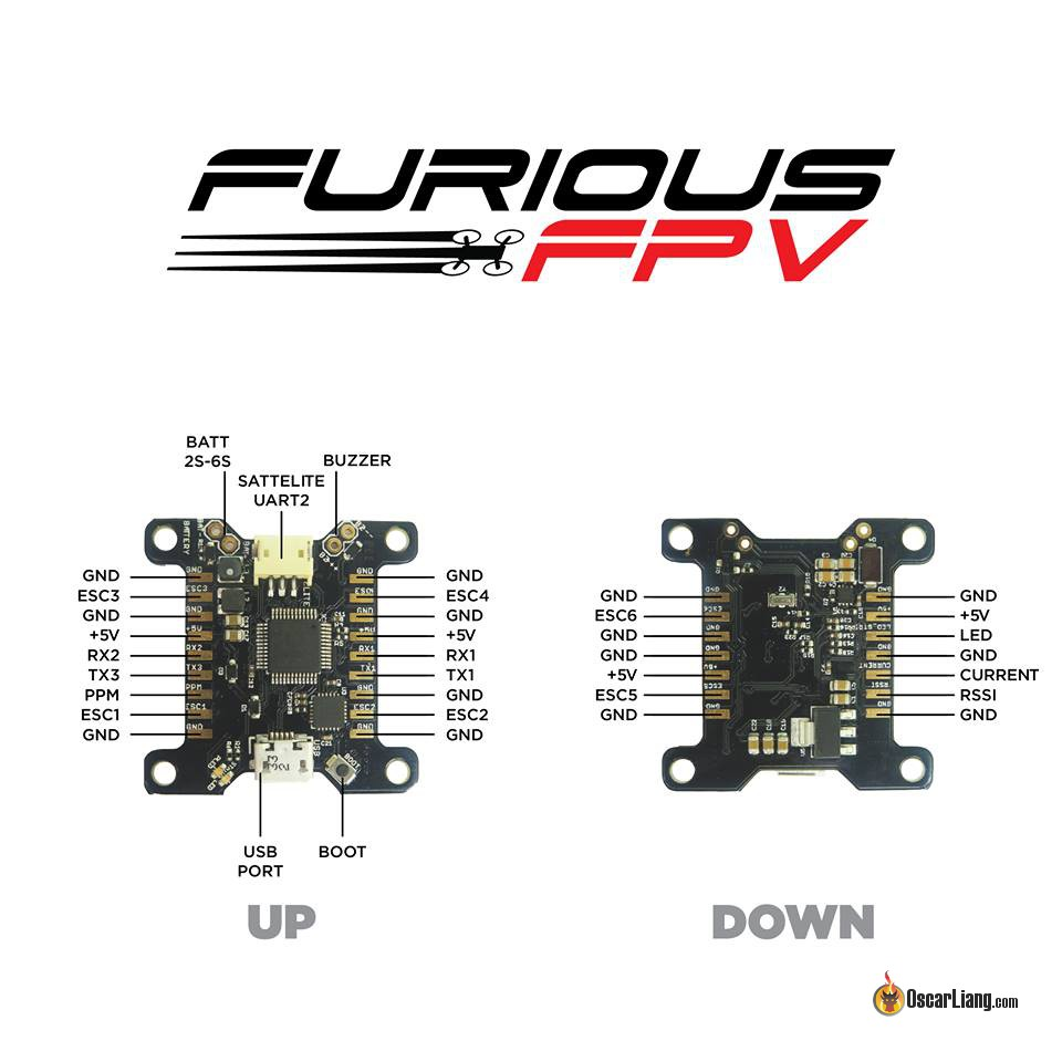 radiance fc flight controller furiousfpv prototype pins diagram radiance flight controller by furiousfpv oscar liang  at virtualis.co