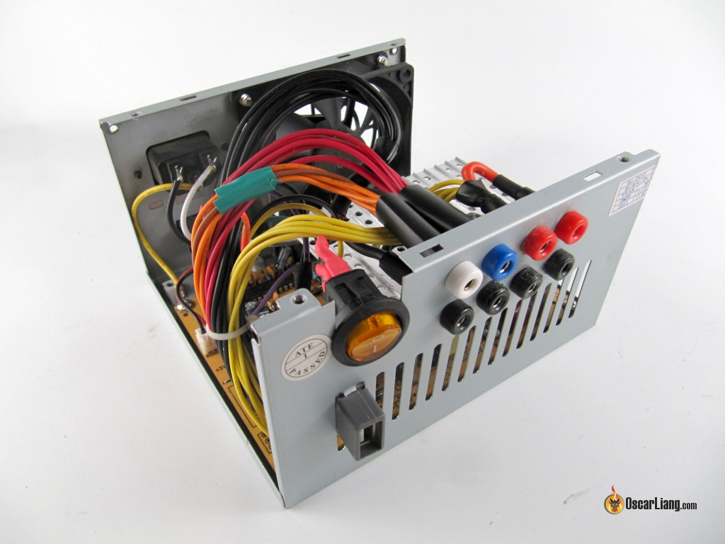 DIY PSU for LiPo Charger and Workbench - Oscar Liang