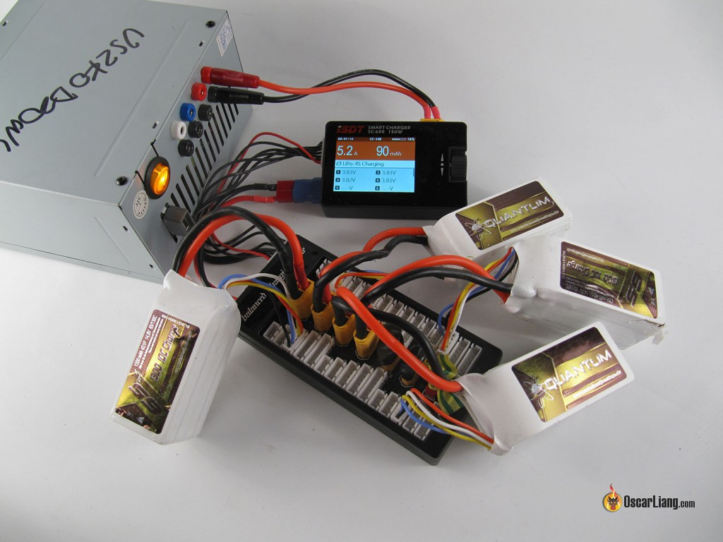 How To Choose Lipo Battery Charger Power Supply Oscar Liang Simple Lithium Ion Programmable