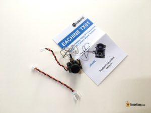 eachine-tx01-25mw-vtx-camera-unbox-content-parts