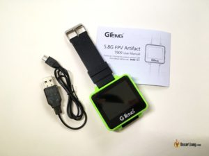 gteng-t909-fpv-watch-content-package-items