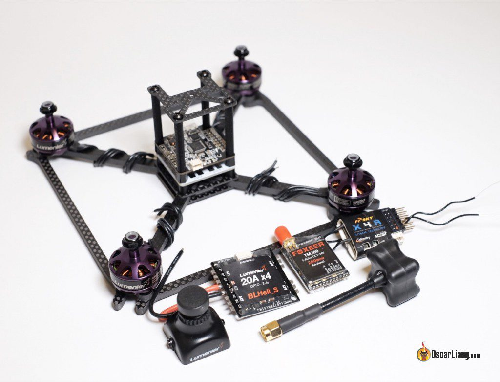 qav-ulx-racing-drone-frame-biuld-parts