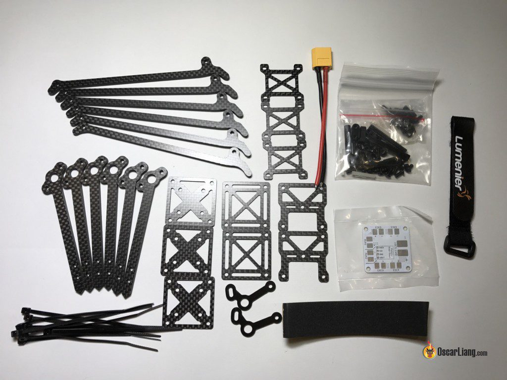 qav-ulx-racing-drone-frame-parts