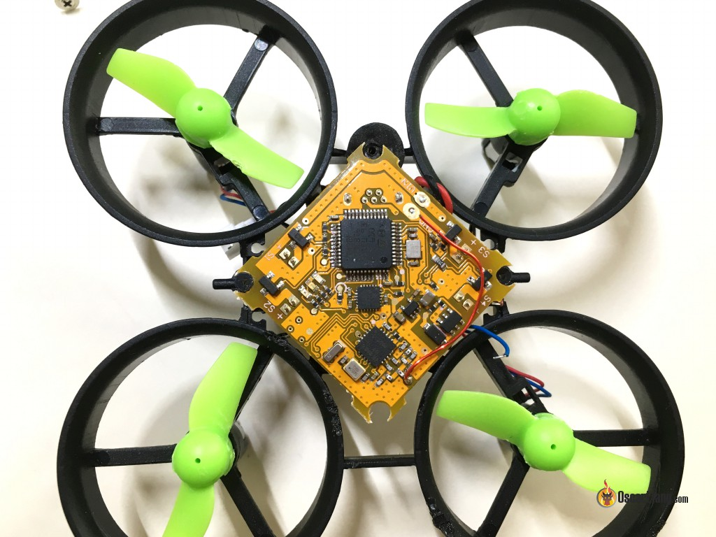 Beebrain fc for inductrix tiny whoop oscar liang for Lumenier tiny whoop motors