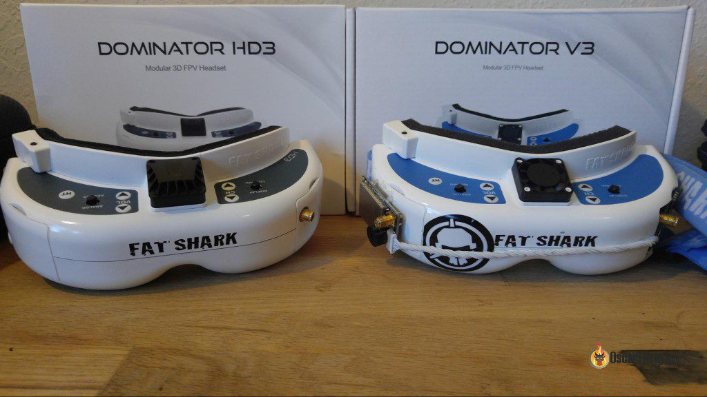 fpv goggles for phantom 3 standard