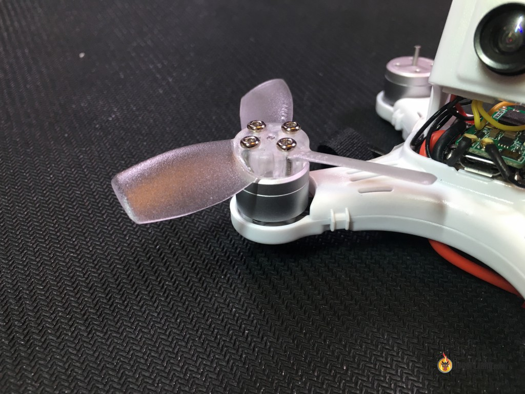 Review: EMAX Babyhawk 85mm Brushless Micro Quad - Oscar Liang