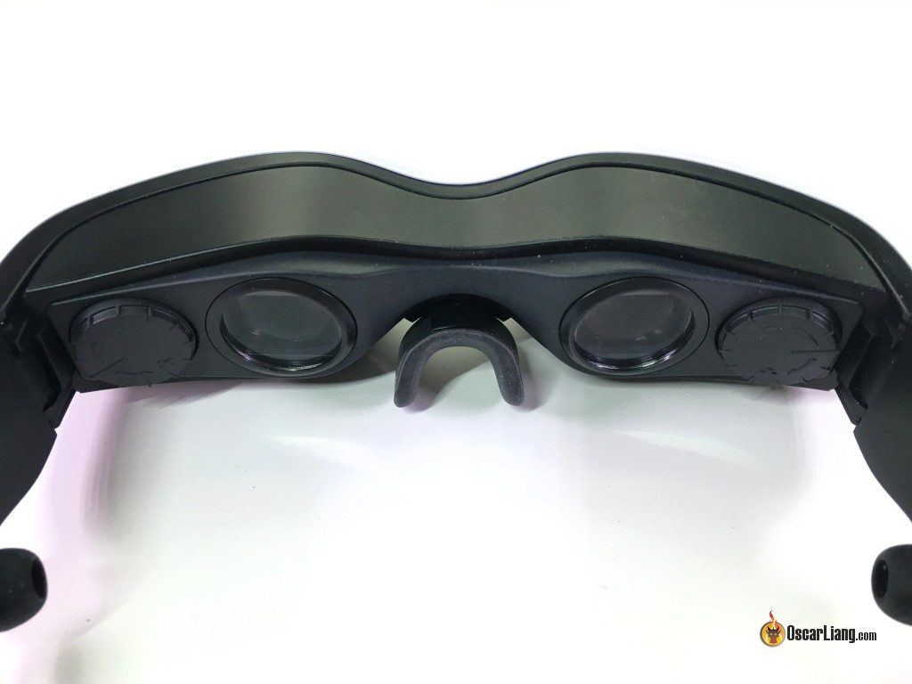 cinemizer oled goggles for fpv oscar liang