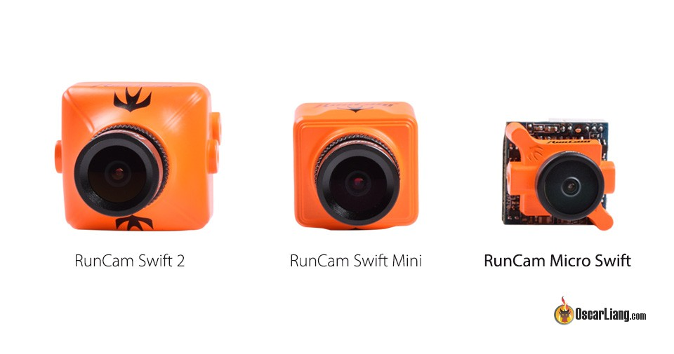 Micro Swift FPV camera from Runcam