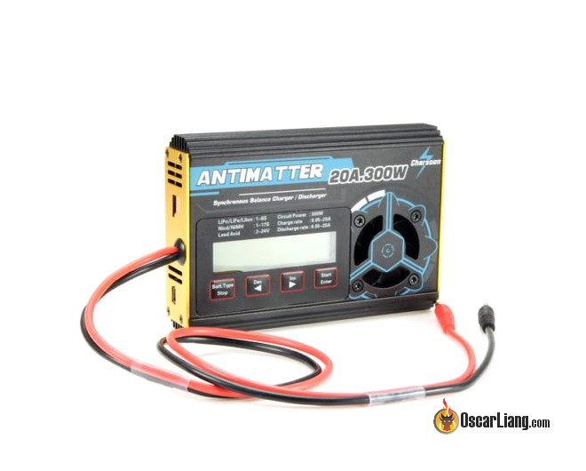 Charsoon Antimatter 300W Lipo charger
