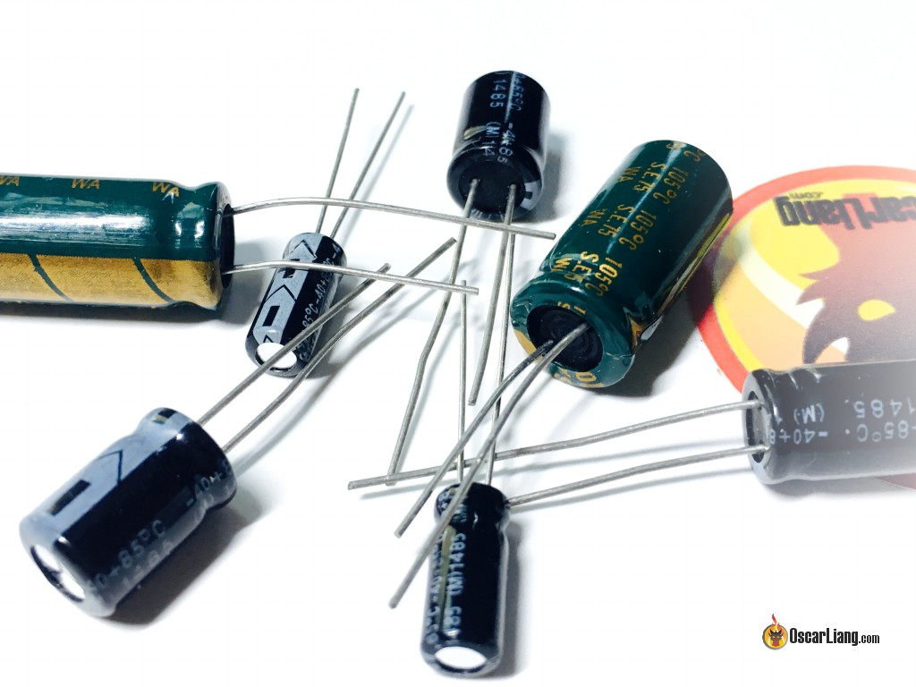 Electrolytic Capacitors Electrolytic Capacitor 1000µf UF up to 50v Elko Capacitors 1000 μF 50v
