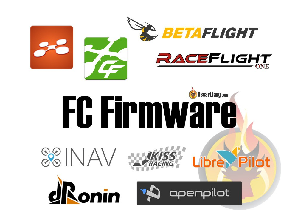 Flight Controller Firmware Overview - Oscar Liang