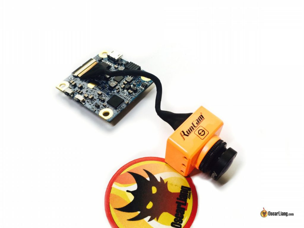 Review - Runcam Split HD/FPV Camera - Oscar Liang