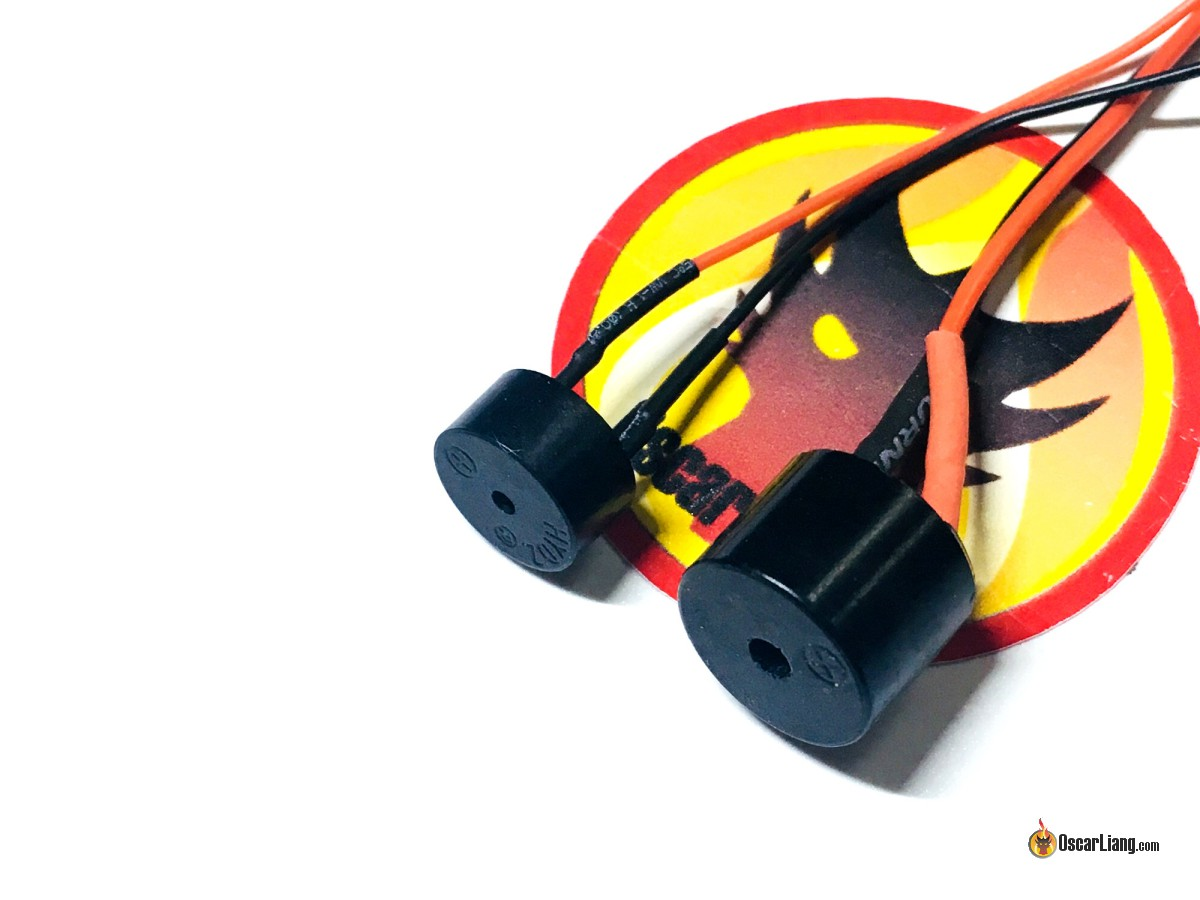 Buzzer For Quadcopters Oscar Liang Battery Low Voltage Beeper Using Cmos Timer Buzzers With Backed Up