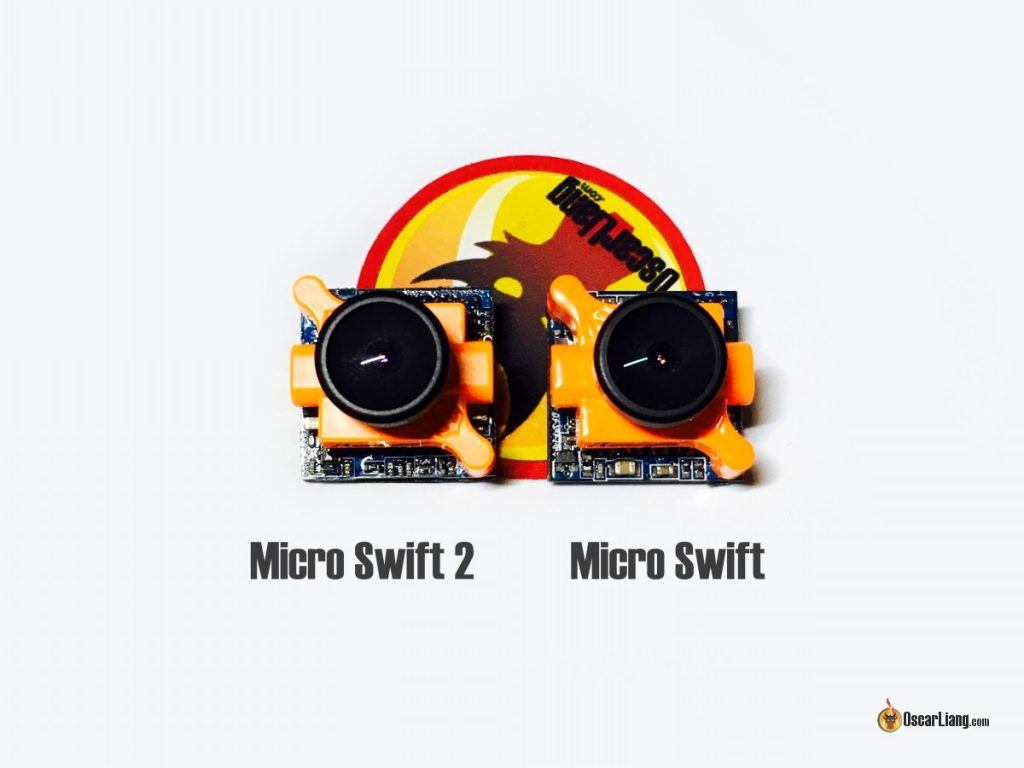Comparison of Micro Swift 1 and Micro Swift 2