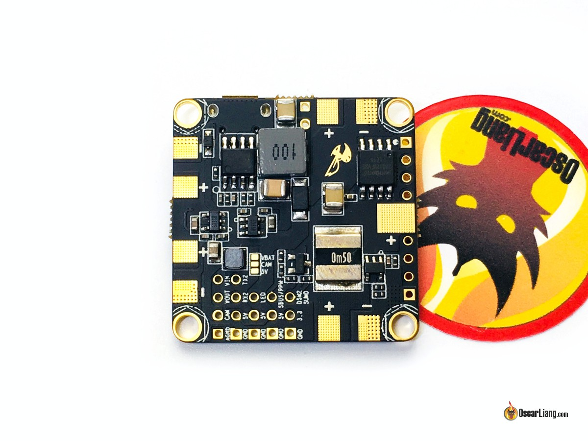 Review Betaflight F4 Flight Controller Oscar Liang Extreme X8 Wiring Diagram Notes About Smart Port And Smartaudio
