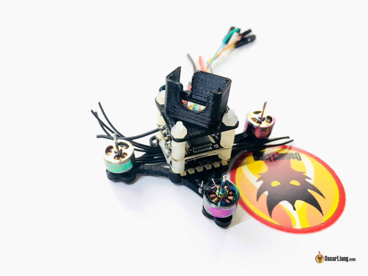 Angry Oskie - The Smallest Brushless Micro Quad Build