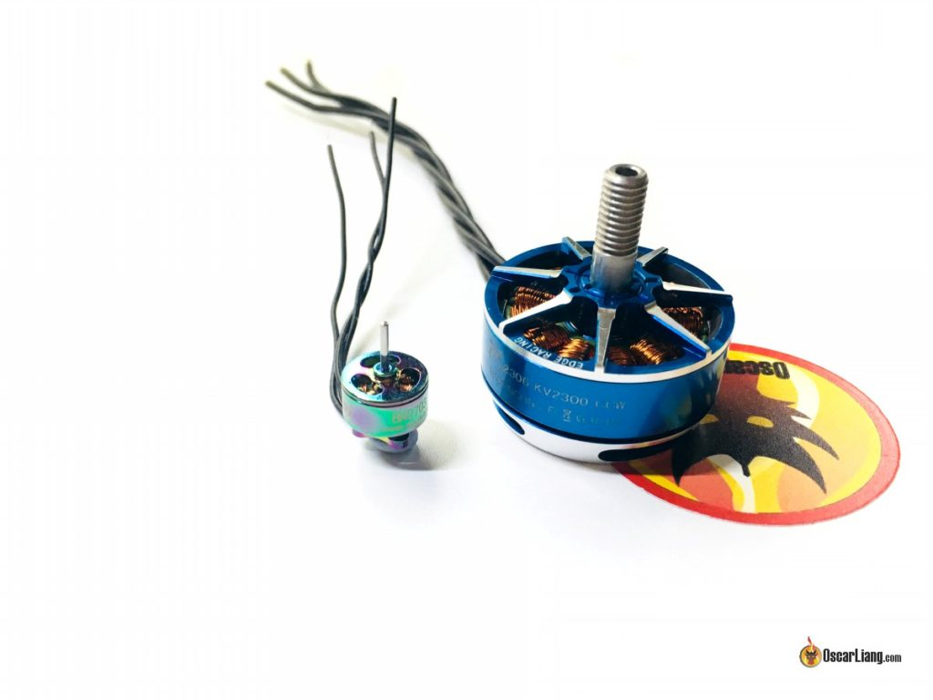 Angry Oskie The Smallest Brushless Micro Quad Build