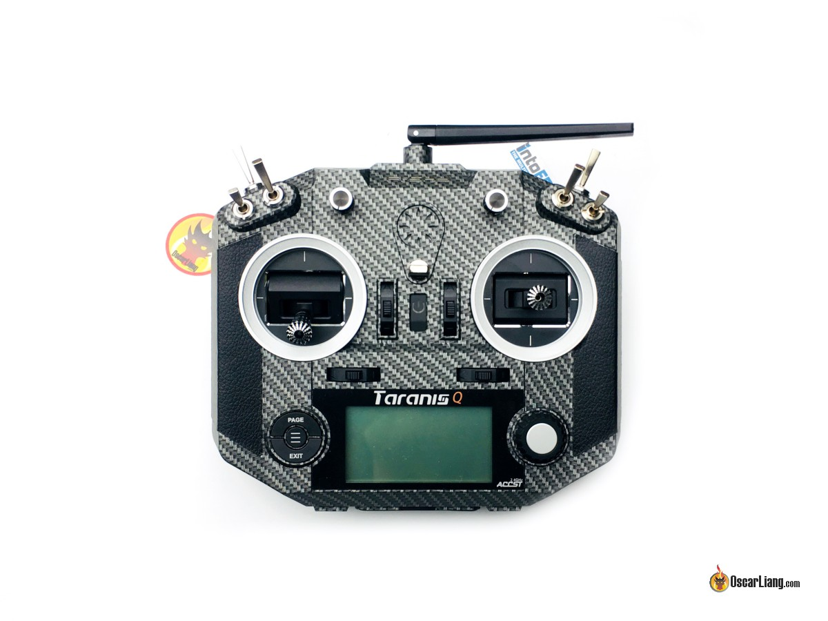 Review: Frsky Taranis Q X7S TX | How does it compare to the