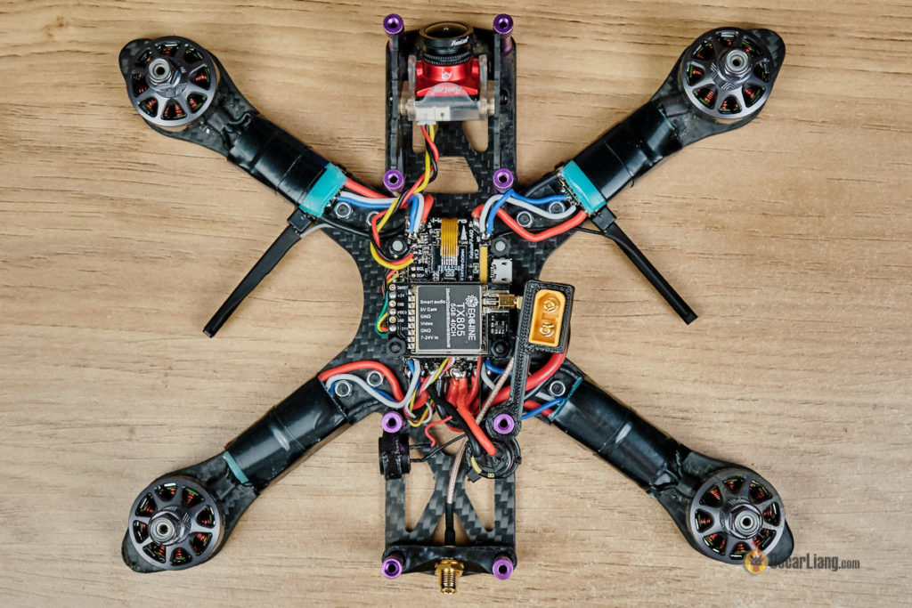 How To Build A Racing Drone Fpv Mini Quad Beginner Guide Oscar Liang