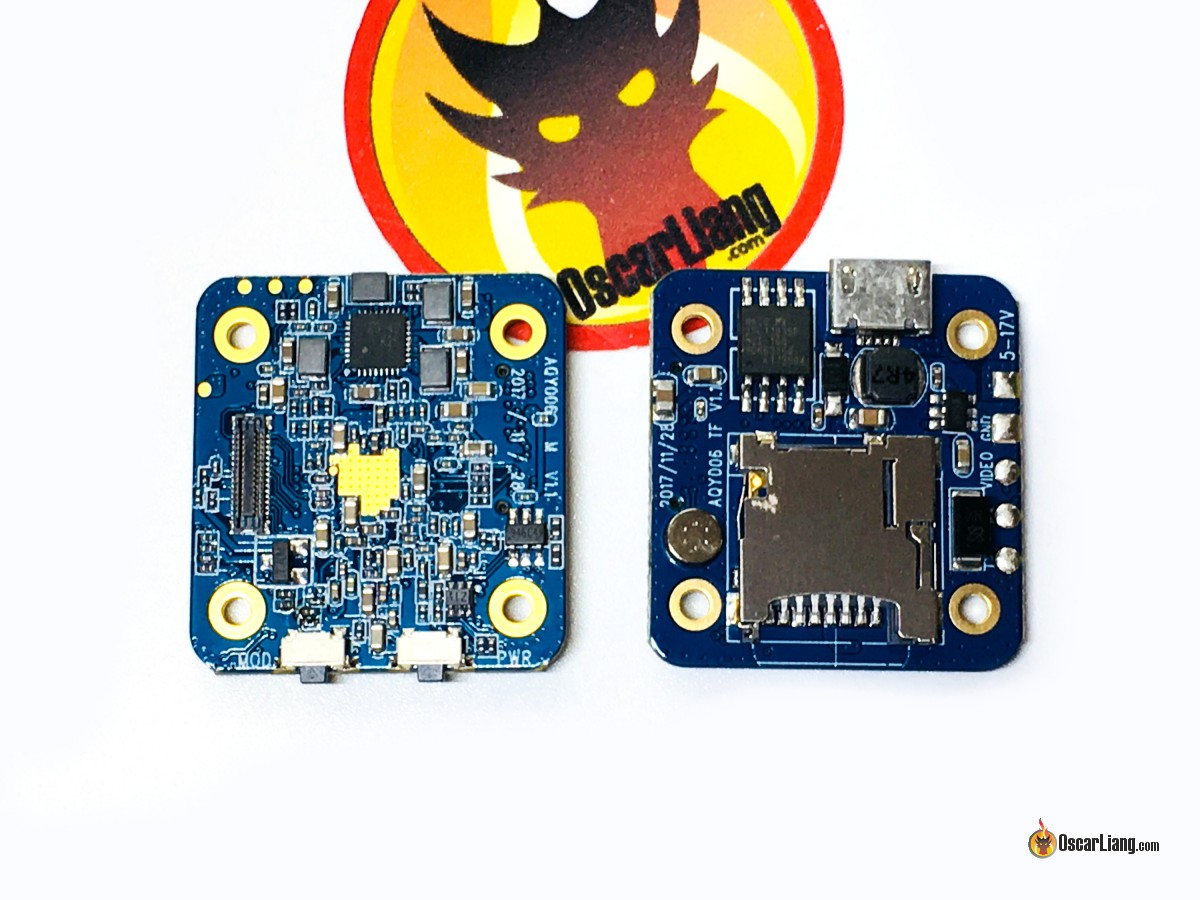 Review Runcam Split Mini Fpv Hd Camera Oscar Liang Circuit Board To Hold Your Memories This Creative Photo Frame Is There Are 5 Solder Pads On The For Power Video Signal And Serial Connection Fc Control No Jst Plastic Connector