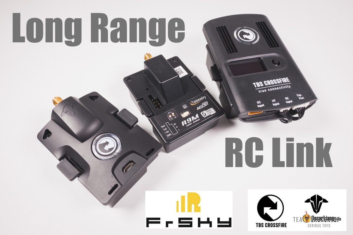 Mini Quad Long Range Rc Options Tbs Crossfire Frsky R9m Oscar Liang 2 Way Video Switch