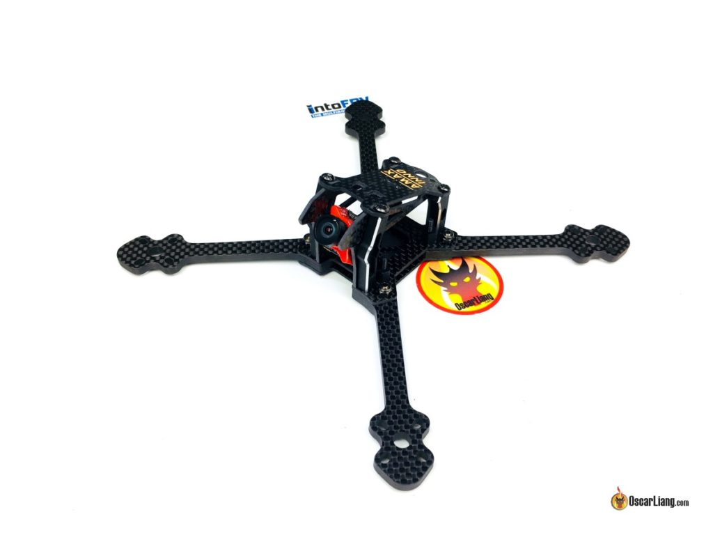 Amaxinno 5 Quot Fpv Racing Drone Frame Review Amp Build Oscar