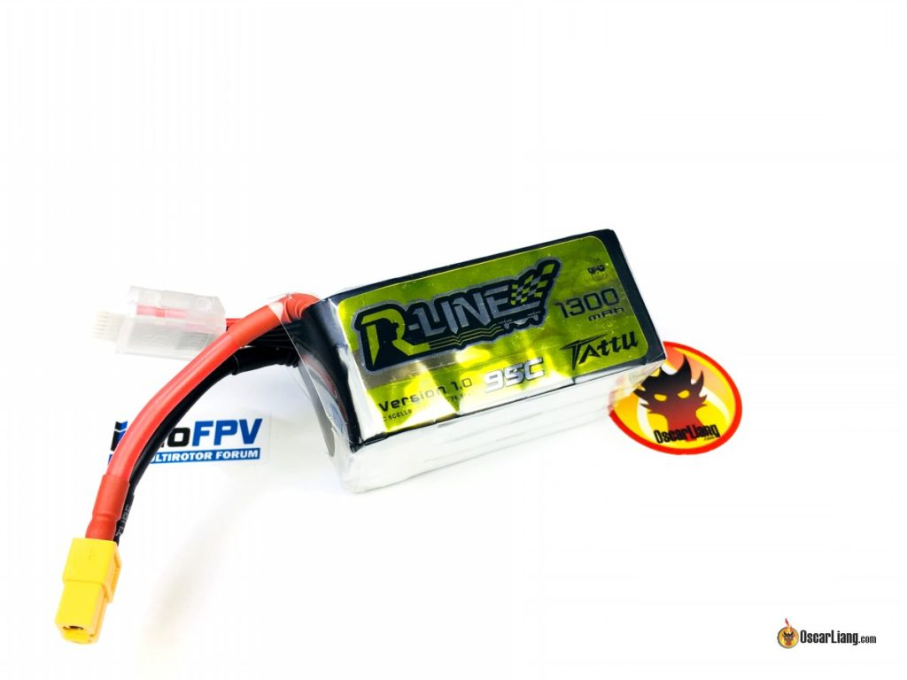 Tattu R-Line 6S LiPo Battery