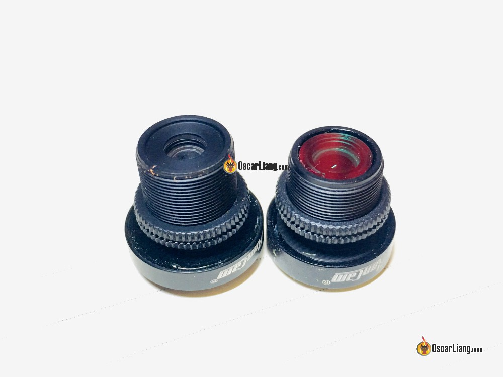 FPV Camera lens IR filter coating