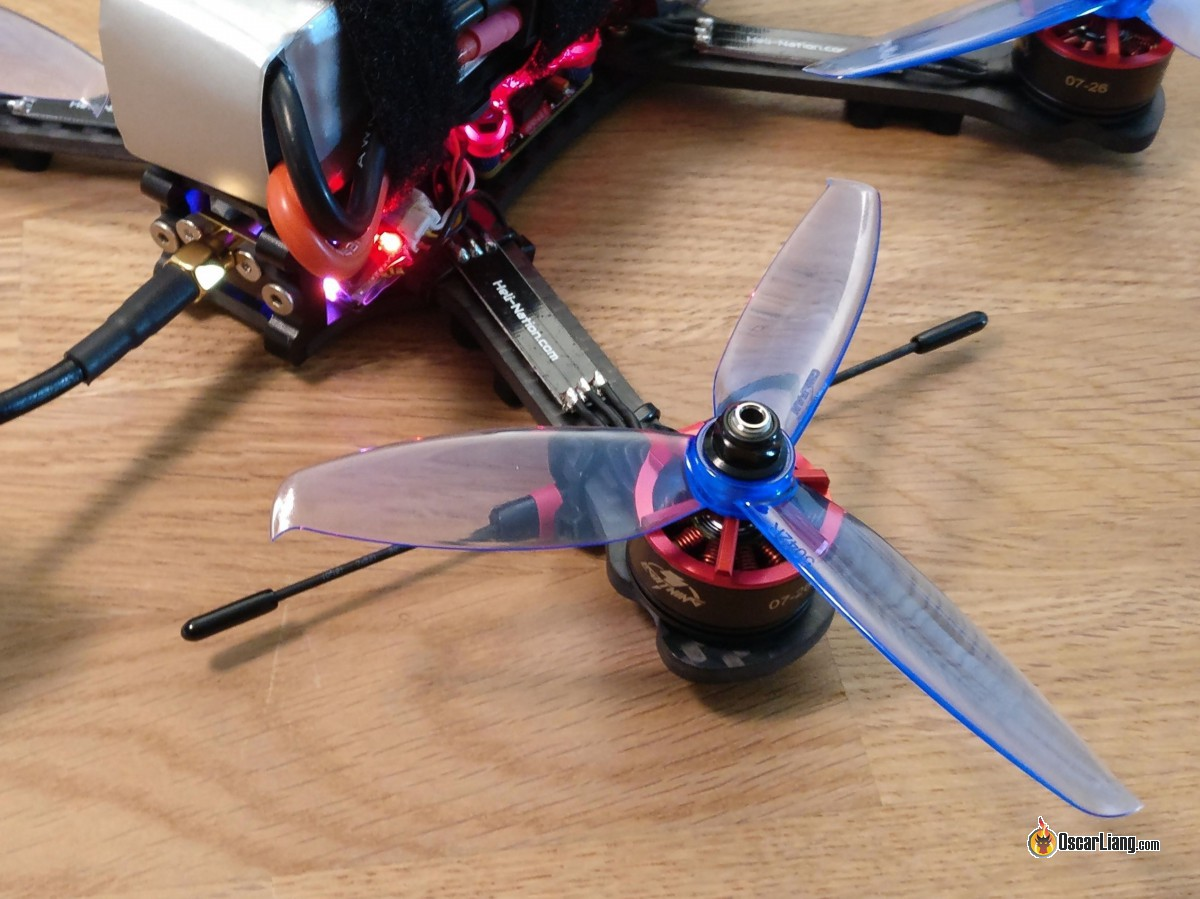 Tbs Crossfire Setup With Betaflight Oscar Liang Quadcopter Wiring Guide Image Credit Beeb